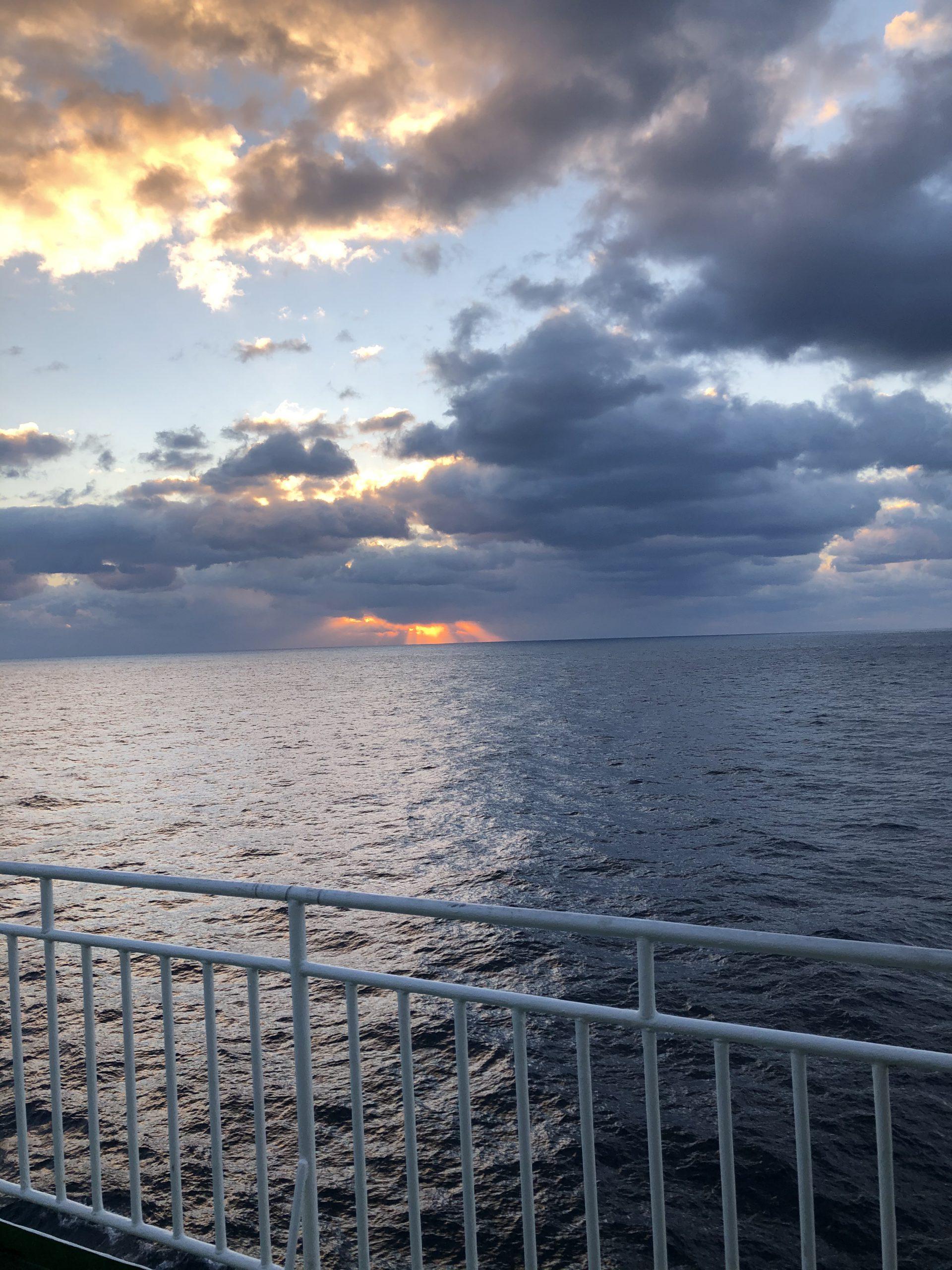 海を越えて写真測量
